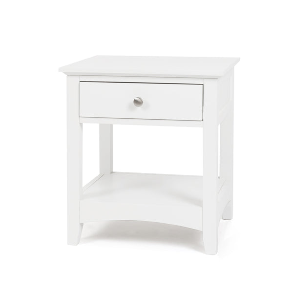 JESSICA 1 DRAWER BEDSIDE TABLE