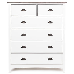 BORDEAUX 6 DRAWER CHEST