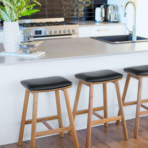 HUE BARSTOOL | NATURAL OAK