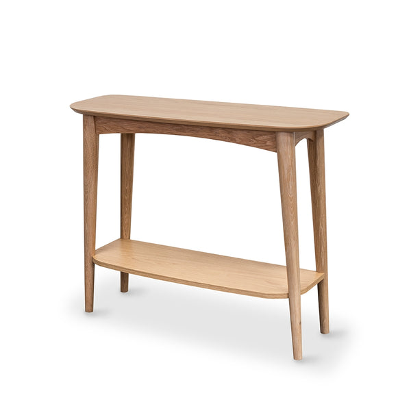 OSLO HALL | CONSOLE TABLE WITH SHELF