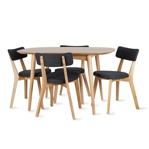 OSLO DINING SUITE WITH PREGO CHAIRS