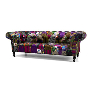 PATCHWORK 3 SEATER