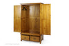 WESTLAND 2 DOOR / 2 DRAWER WARDROBE