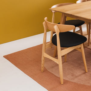 KAIWAKA DINING CHAIR | OAK | BLACK, NATURAL OR WALNUT