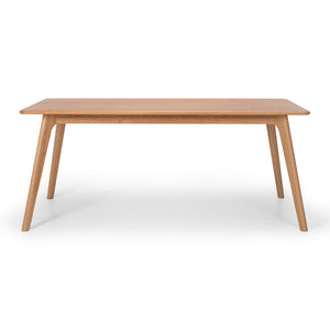 OLSEN SOLID OAK 1800 DINING TABLE