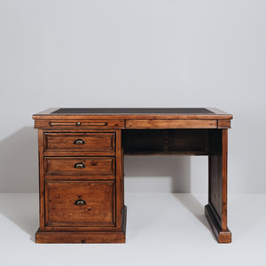 IRISH COAST 3 DRAWER DESK