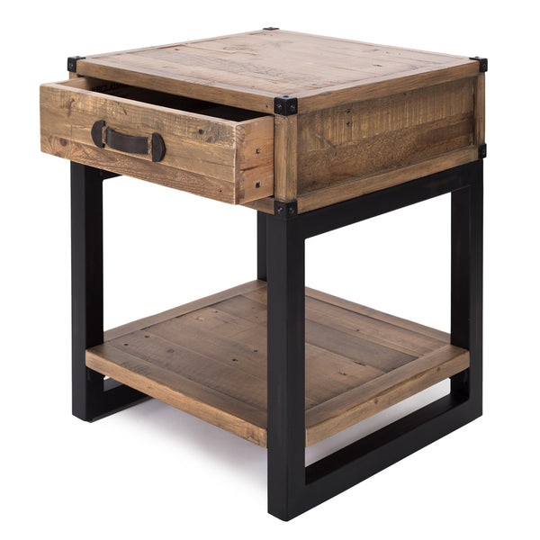 WOODENFORGE LAMP TABLE