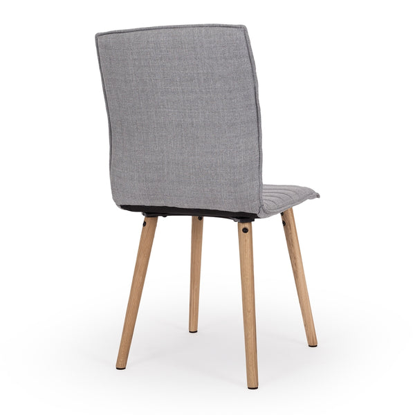 LIVA PADDED DINING CHAIRS
