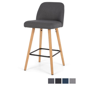 MELLE BARSTOOL 4 COLOURS