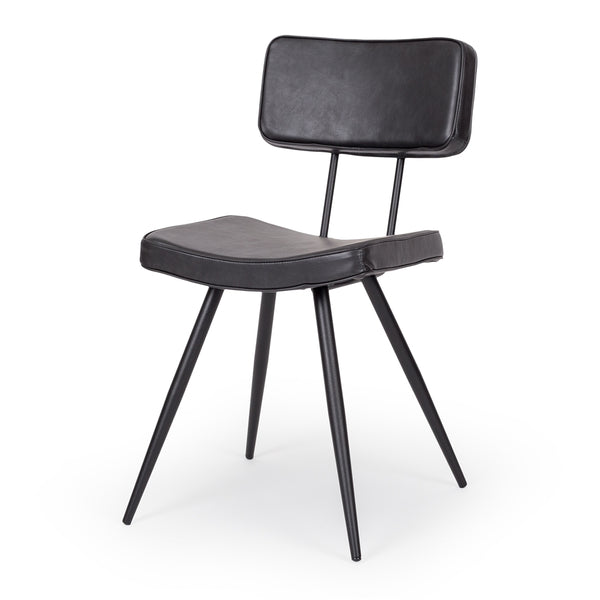 SCANDIA DINING CHAIR | VINTAGE BLACK OR GREY