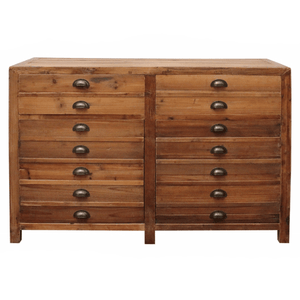 PORTER SIDEBOARD | BUFFET | 2 DOOR, 2 DRAWER
