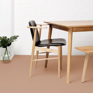 FLORES DINING CHAIR | TWO COLOURS