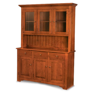 VILLAGER 3 DOOR HUTCH DRESSER | NZ MADE