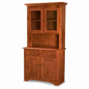 VILLAGER 2 DOOR HUTCH DRESSER | NZ MADE