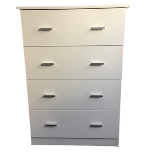 ARCTIC 4 DRAWER JUMBO CHEST