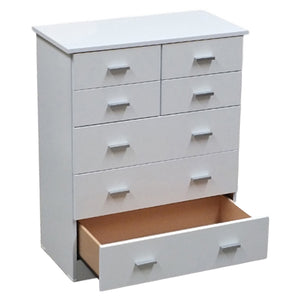 ARCTIC 7 DRAWER TALLBOY