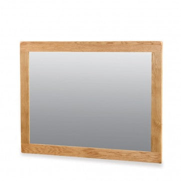 TUDOR OAK DUCHESS OR WALL MIRROR