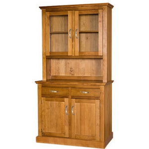 CHARLTON 2 DOOR HUTCH DRESSER | NZ MADE