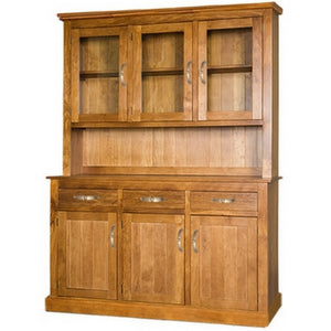 CHARLTON 3 DOOR HUTCH DRESSER | NZ MADE