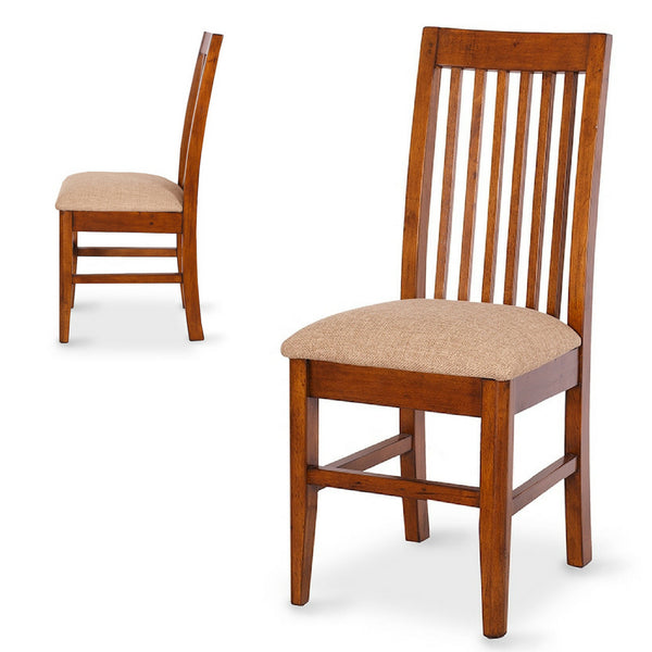 IRISH COAST DINING CHAIR WITH CUSHION SEAT