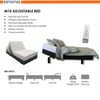 MAZON LIFESTYLE M10 ADJUSTABLE BED | FRAME ONLY