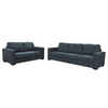 METUNG 3.5 + 2.5 SEATER LOUNGE SUITE | 2 FABRIC COLOURS