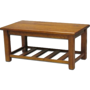 MOUNTAIN COFFEE TABLE NZ PINE