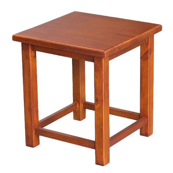 MOUNTAIN SIDE TABLES | END TABLES- NZ PINE