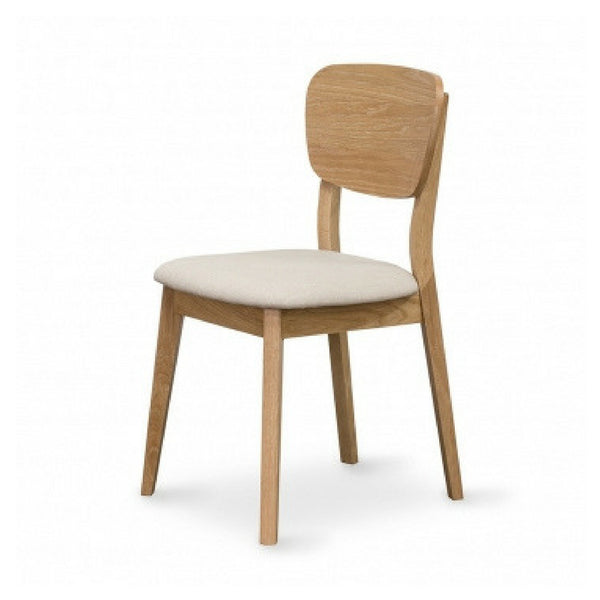 OSLO PANEL BACK CHAIR