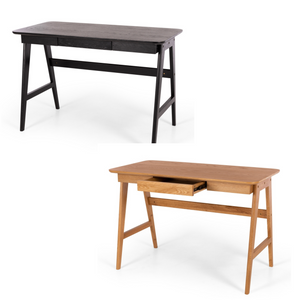 RADIUS DESK | NATURAL OR BLACK