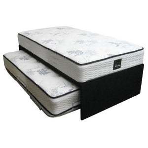 KING SINGLE POP-UP TRUNDLE BED