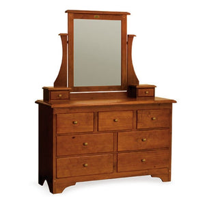 VILLAGER 9 DRAWER DUCHESS WITH MIRROR | NZ MADE