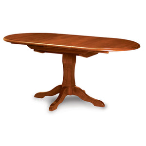 VILLAGER SMALL OVAL EXTENSION TABLE | NZ MADE