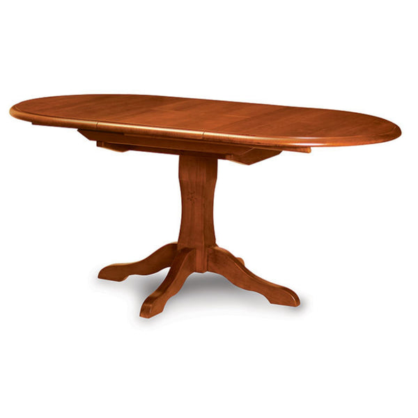VILLAGER SMALL OVAL EXTENSION TABLE