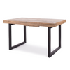 WOODENFORGE 1400 EXTENSION DINING TABLE