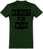 T-Shirt Homme READY FOR WAR