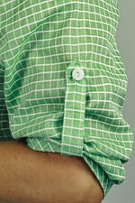 Mint Cotton Shirt