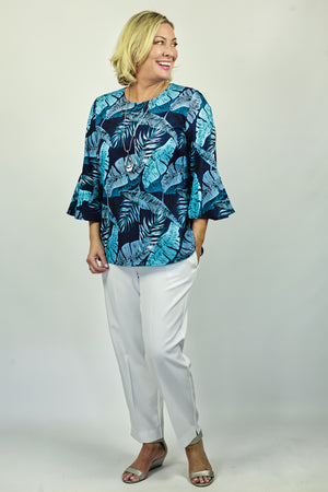 Romantic Sleeve Palm Top