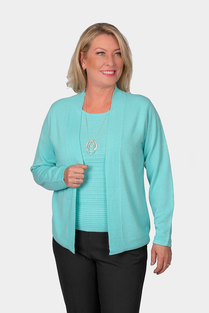 2-in-1 Top & Jacket