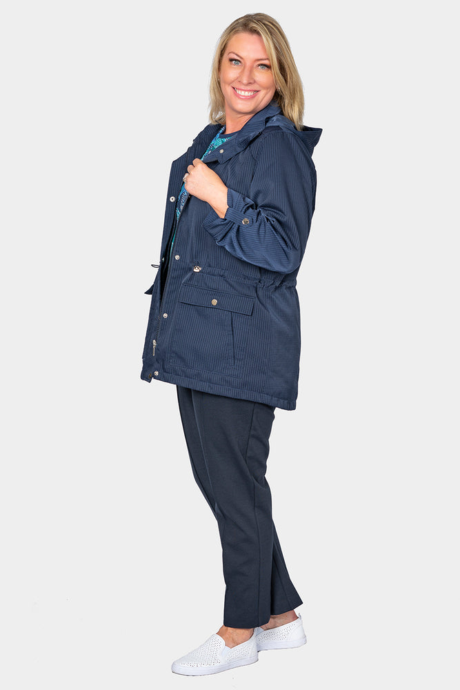 Load image into Gallery viewer, Nautical Winter Jacket