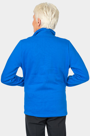 Azure Fleece Jacket