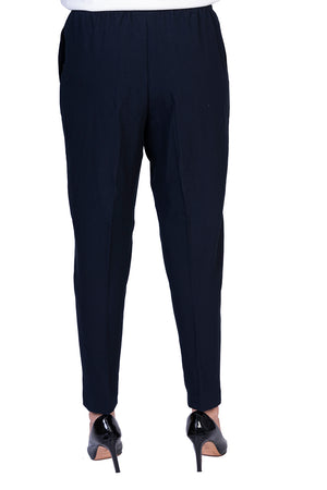 Regular Fit Pants - Black SHORTER LEG