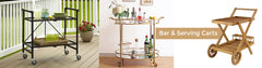 Bar & Serving Carts