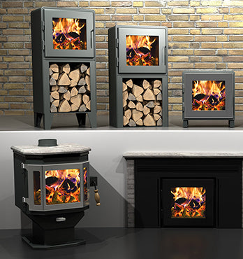 MF Fire Wood Stoves