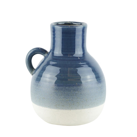 "Sagebrook Home Ceramic 8.5"" Jug 13919-04"