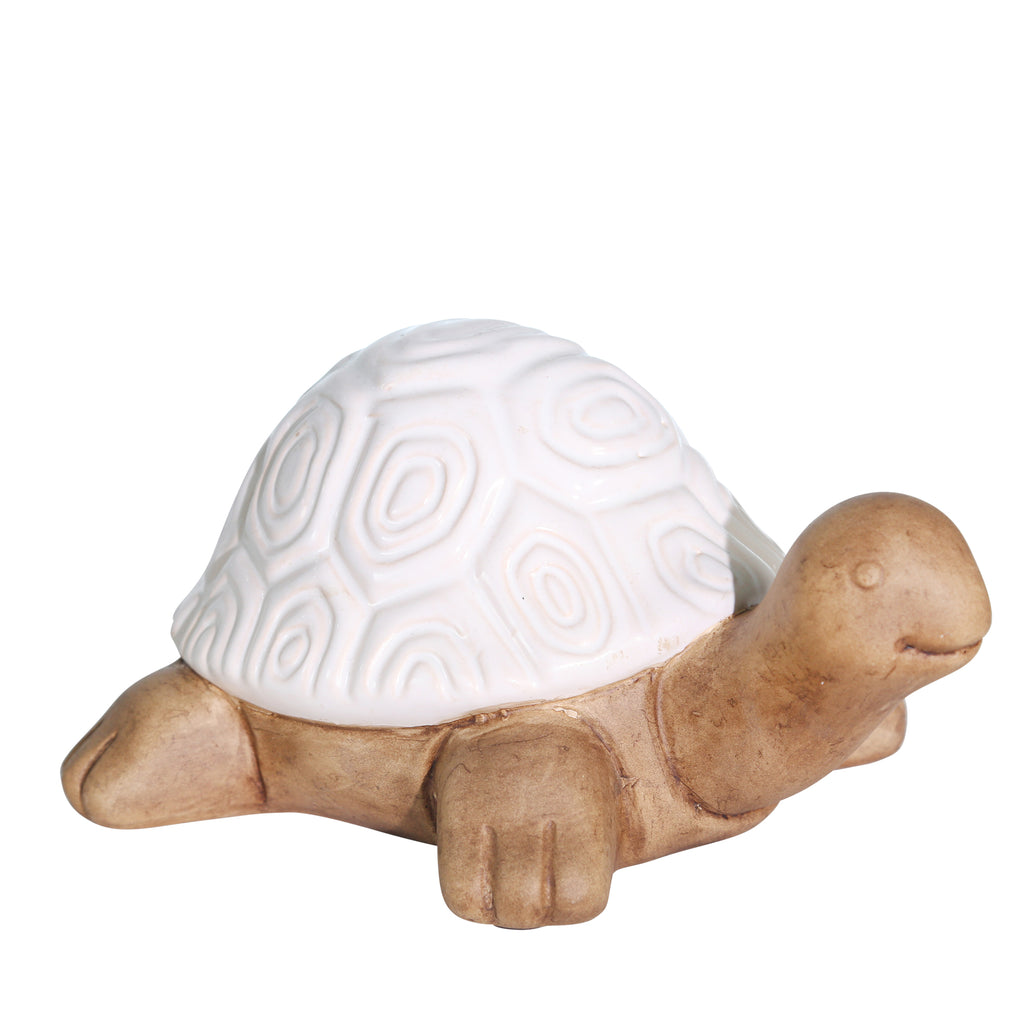 Sagebrook Home Ceramic Tortoise 14021-03