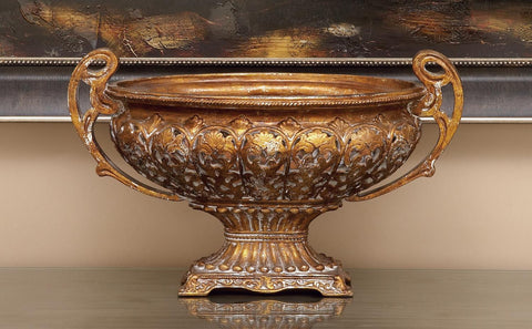 Zimlay Traditional Resin Roman Victory Cup Decor 49871