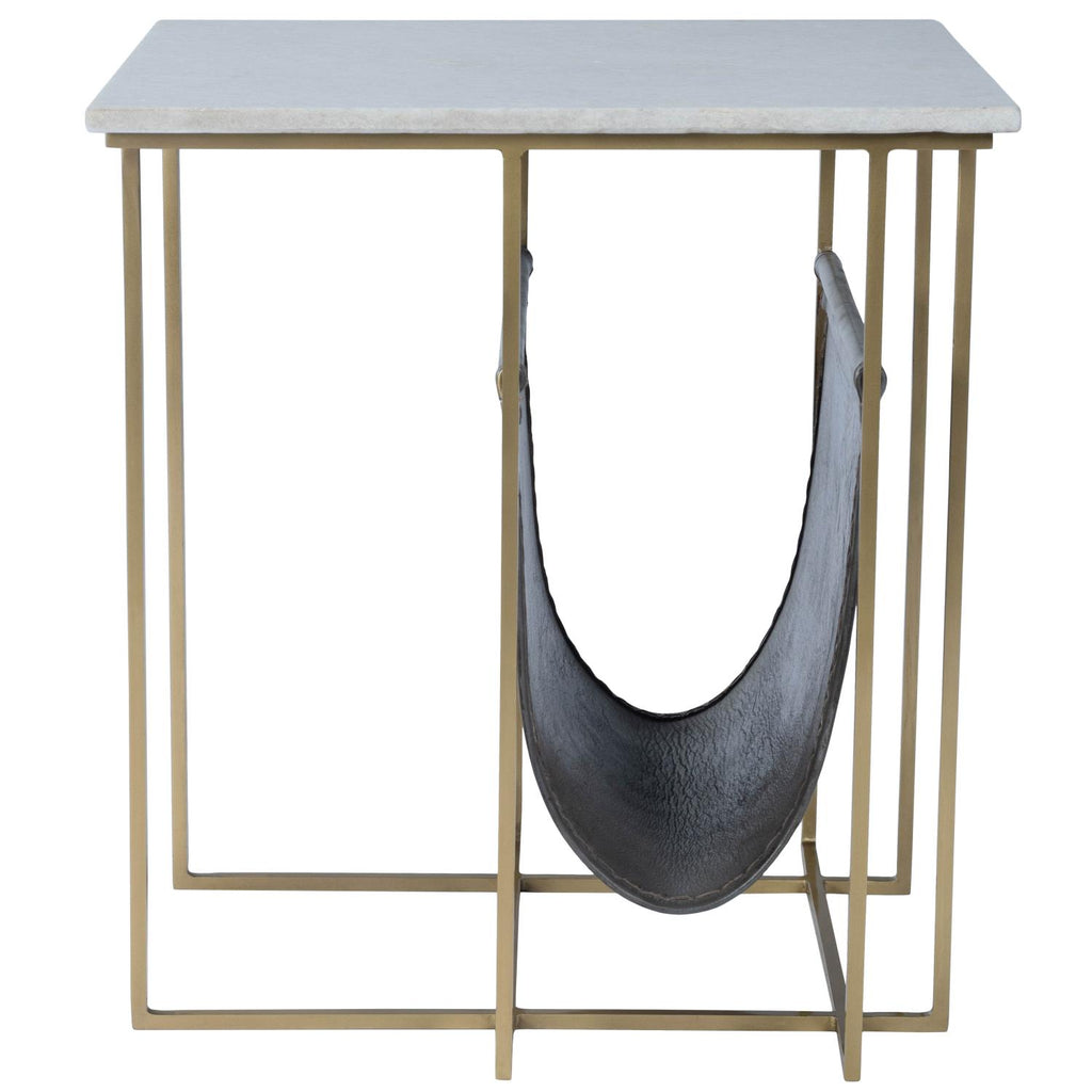 Butler Modern Accent Table In Off White Finish 5451389