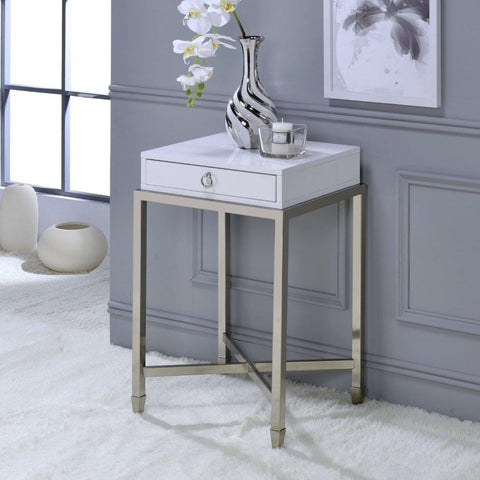 Zimlay Blue Shell Mosaic Patterned Wood Set Of 2 Box With Arched Top 84460