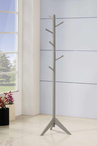 Coaster Traditional Grey Coat Rack 900632